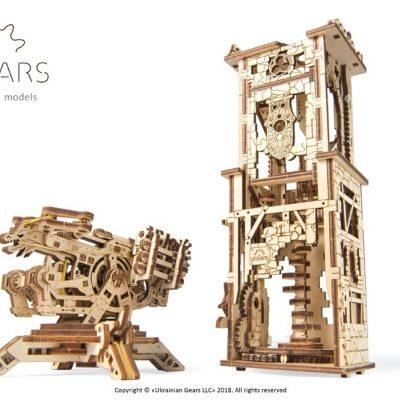 Gynybinis bokštas