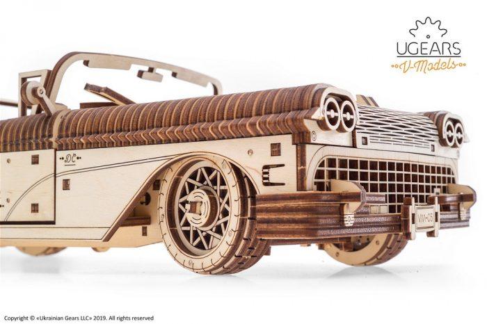 svajonių automobilis