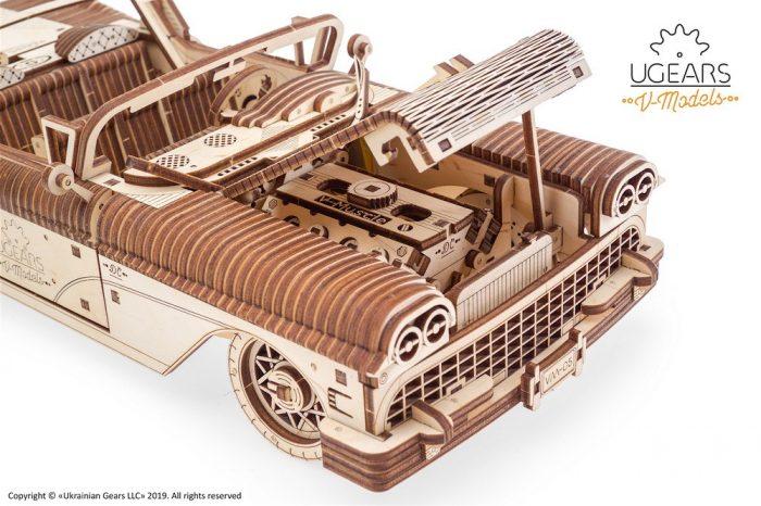automobilio modelis