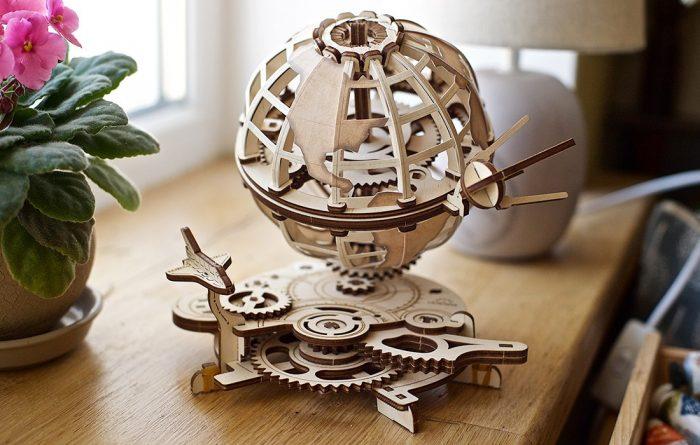 mechaninis 3D modelis