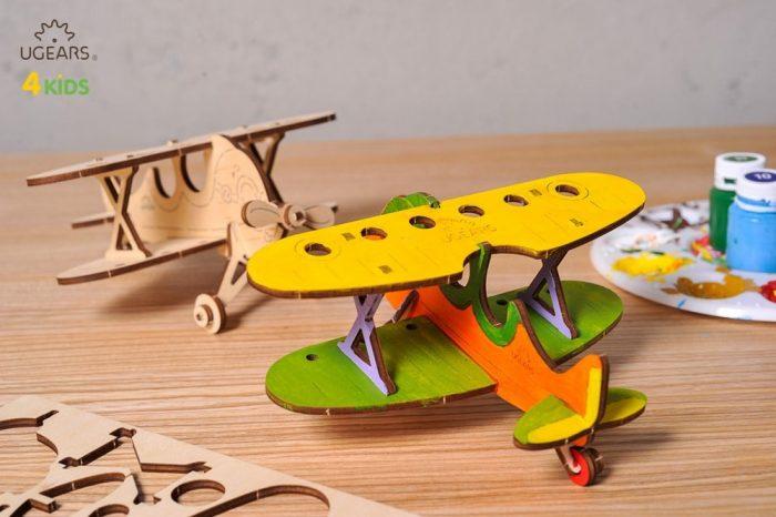 lėktuvo 3D modelis