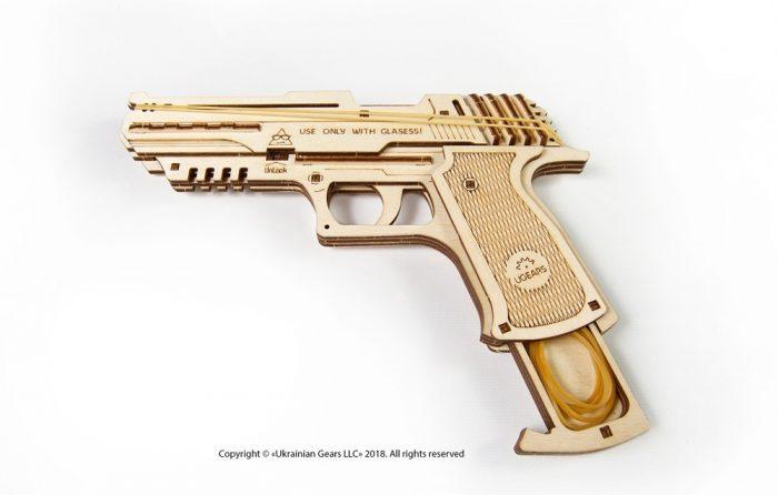 zaislinis pistoletas