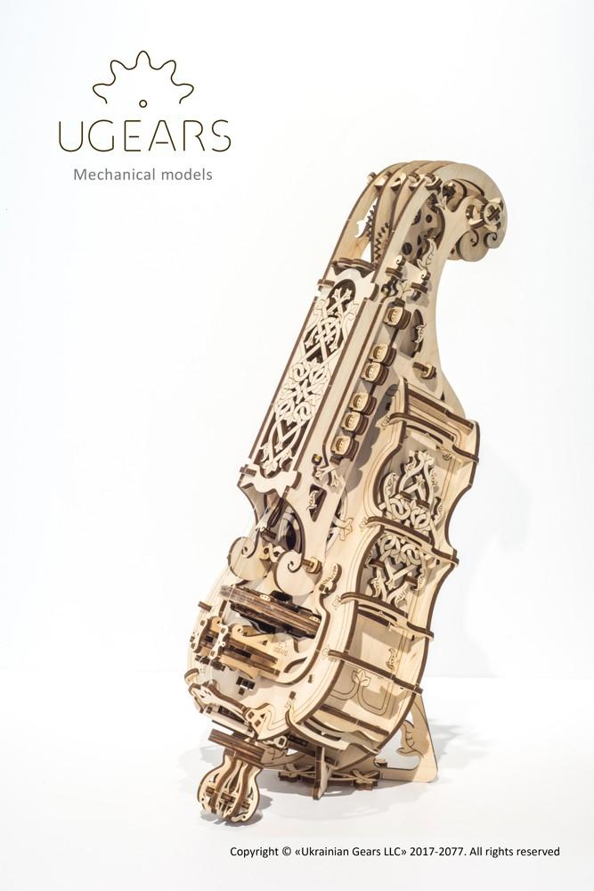 muzikinis konstruktorius UGEARS