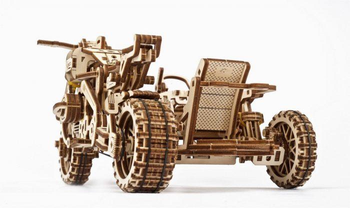 motociklo prototipas 3D