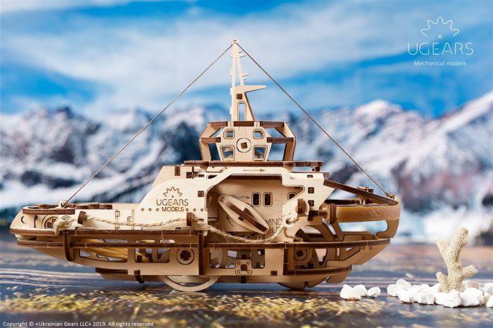 3D konstruktorius STEM