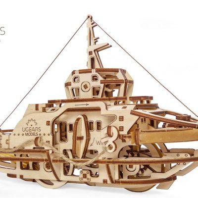 Laivas vilkikas