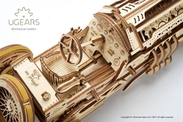 U-9 grand prix modelis