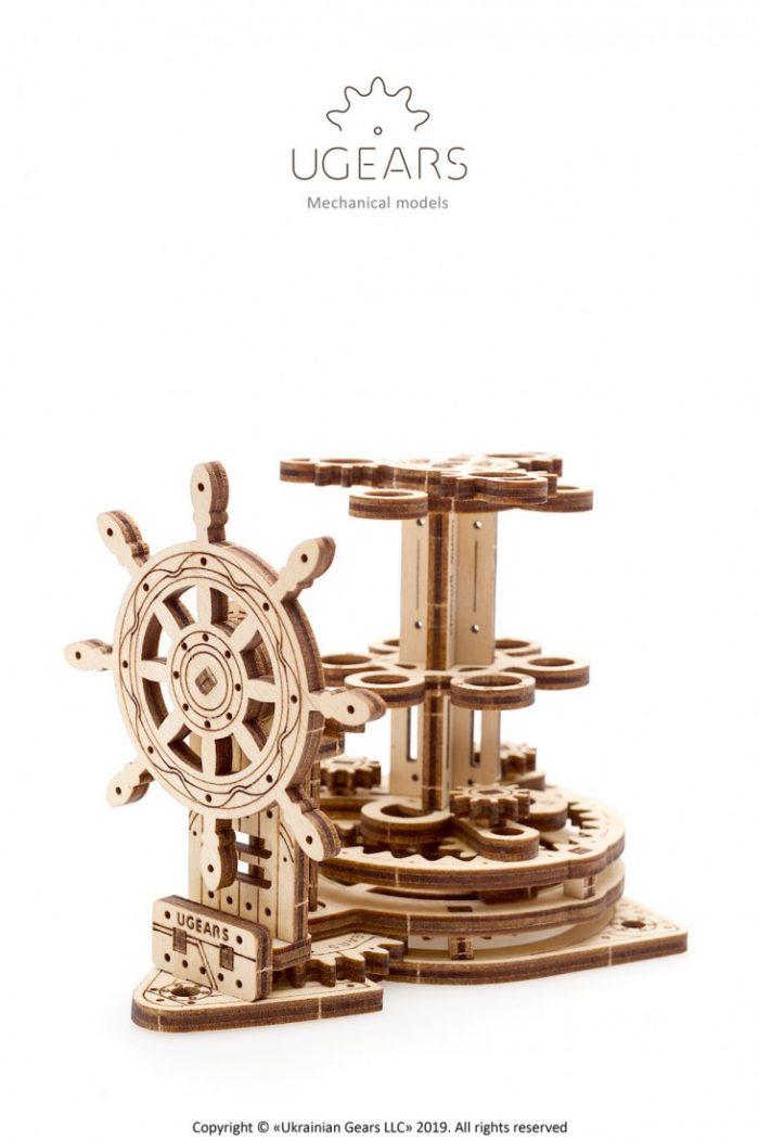 mechaninis piestuku laikiklis