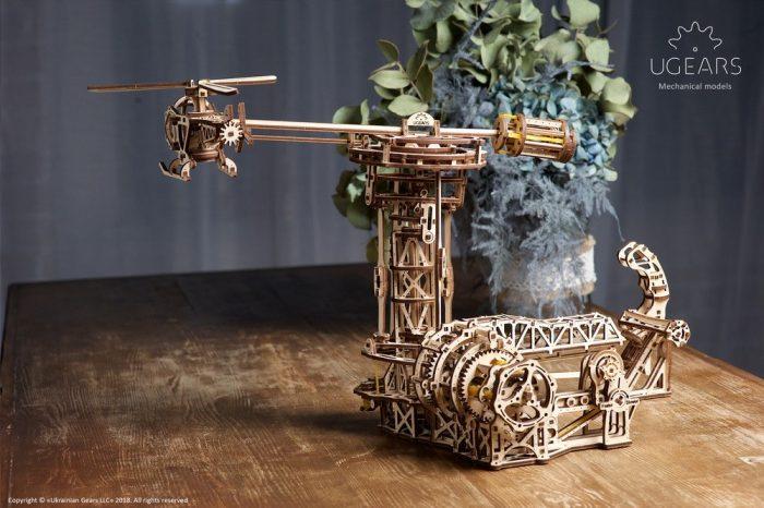3D modelis medinis