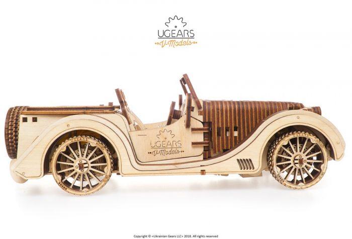 3d automobilio modelis