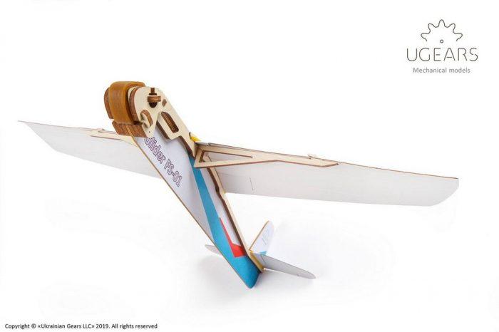 3d lektuvo modelis